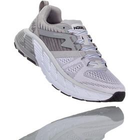 Hoka One One Gaviota 2 Wide Running Shoes Women, white/drizzle